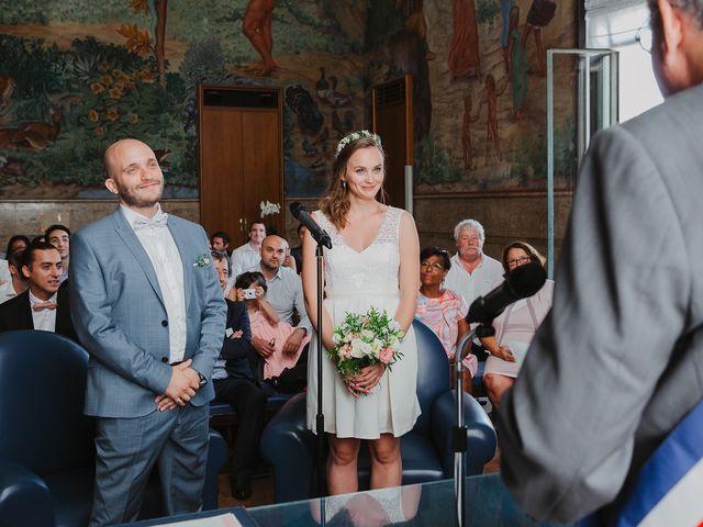 Le mariage de Erwan et Charlotte à Paris, Paris 7
