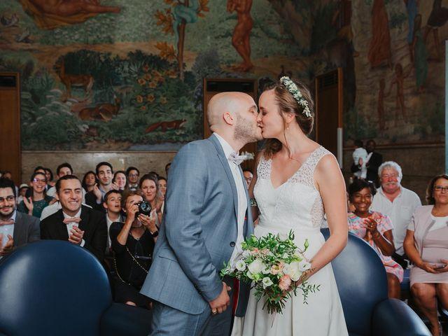 Le mariage de Erwan et Charlotte à Paris, Paris 8