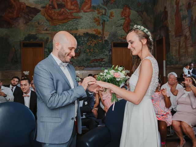 Le mariage de Erwan et Charlotte à Paris, Paris 1