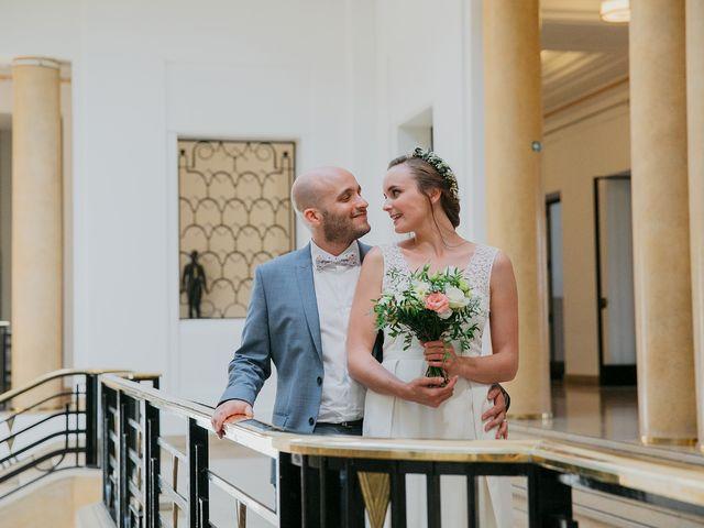 Le mariage de Erwan et Charlotte à Paris, Paris 9