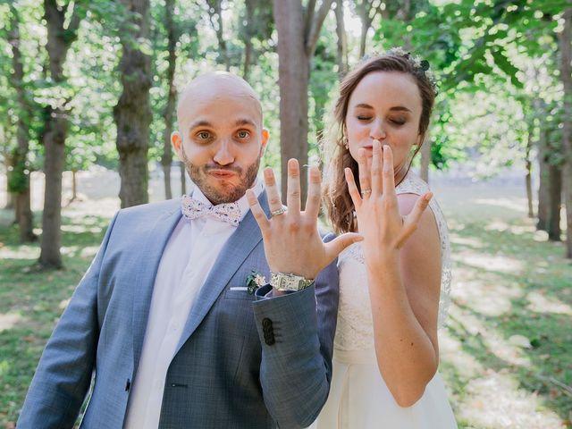 Le mariage de Erwan et Charlotte à Paris, Paris 22