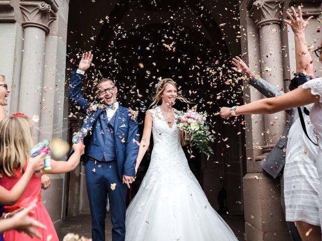 Le mariage de Nadège et Anthony