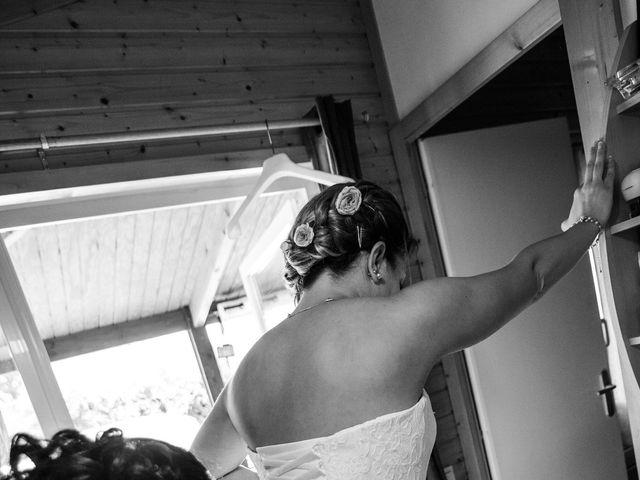 Le mariage de Zacharias et Florence à Biscarrosse, Landes 10
