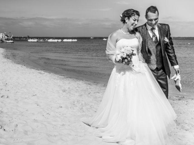 Le mariage de Zacharias et Florence à Biscarrosse, Landes 17