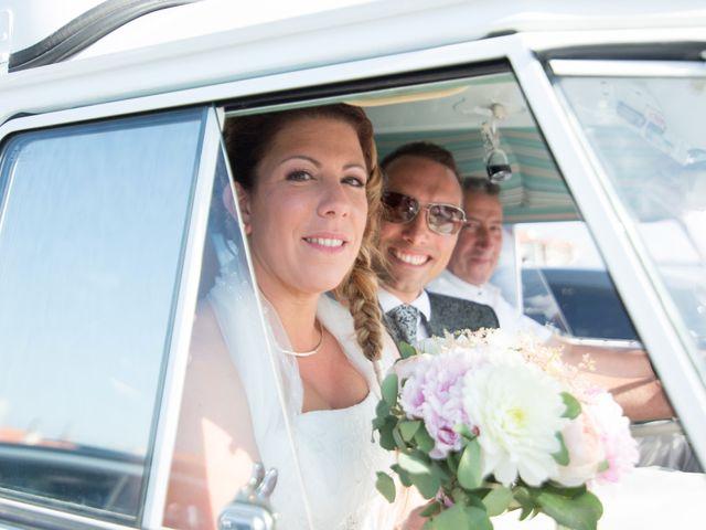 Le mariage de Zacharias et Florence à Biscarrosse, Landes 19