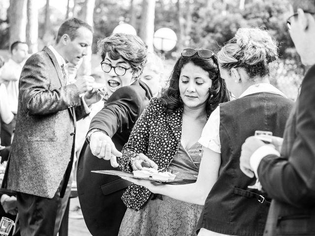 Le mariage de Zacharias et Florence à Biscarrosse, Landes 29