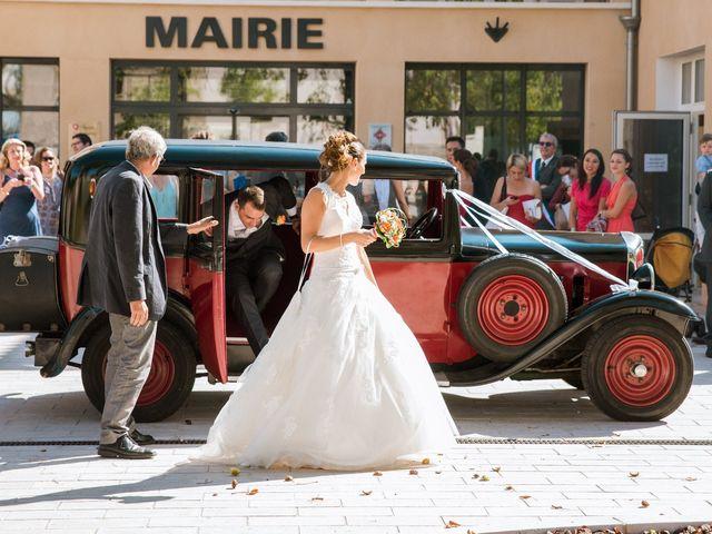 Le mariage de Xavier et Adeline à Charly, Rhône 12