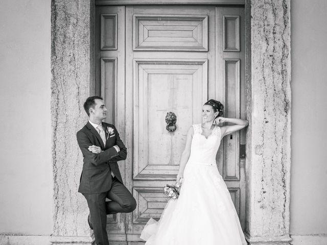 Le mariage de Xavier et Adeline à Charly, Rhône 1