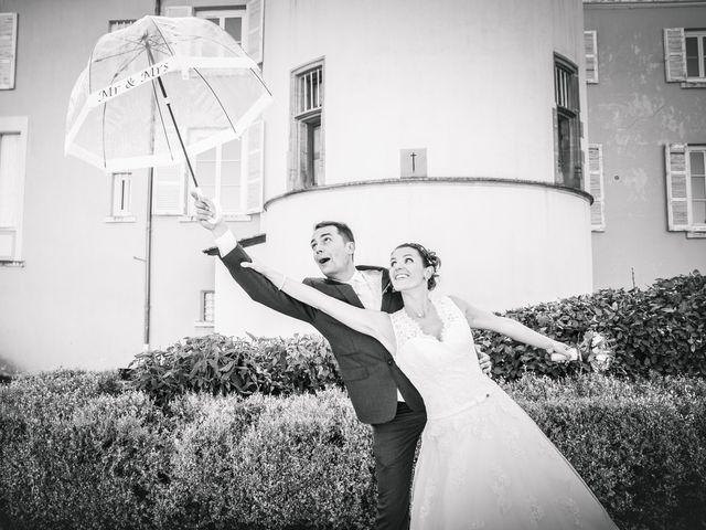 Le mariage de Xavier et Adeline à Charly, Rhône 23