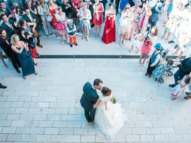 Le mariage de Xavier et Adeline à Charly, Rhône 30