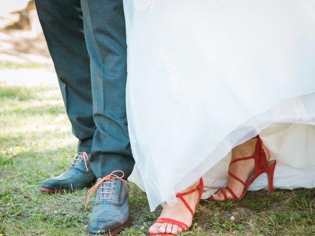 Le mariage de Xavier et Adeline à Charly, Rhône 31