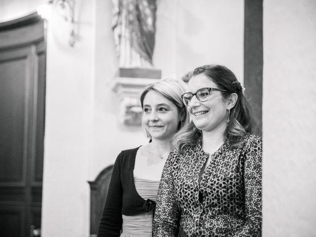 Le mariage de Xavier et Adeline à Charly, Rhône 35