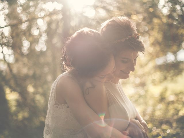 Le mariage de Anaïs et Sophie