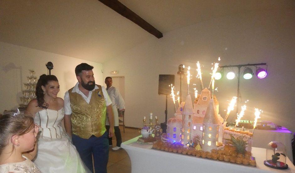 Le mariage de Aurore  et Philippe  à Ponteilla, Pyrénées-Orientales