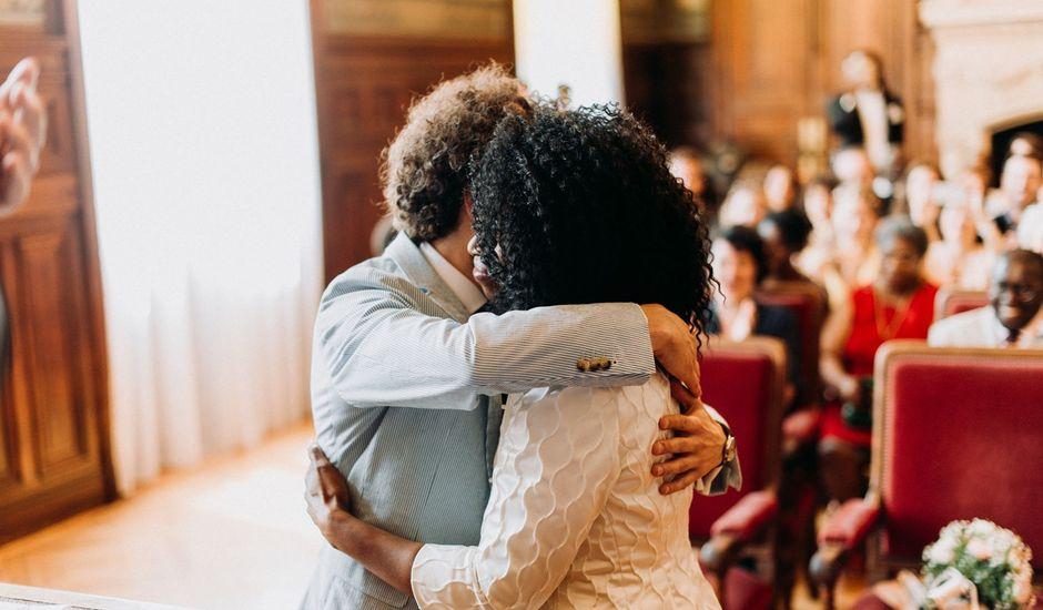 Le mariage de Matthieu et Déborah à Nogent-sur-Marne, Val-de-Marne