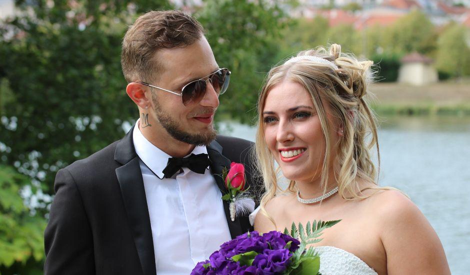 Le mariage de Christopher et Lucie à Pompey, Meurthe-et-Moselle