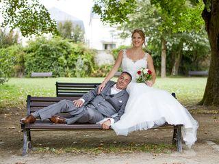 Le mariage de Celia et Serge