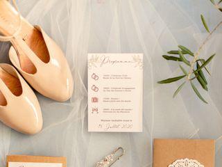 Le mariage de Amandine et Cédric 1