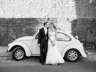 Le mariage de Lucile et Mathieu