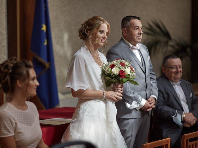 Le mariage de Serge et Celia à Guyancourt, Yvelines 32