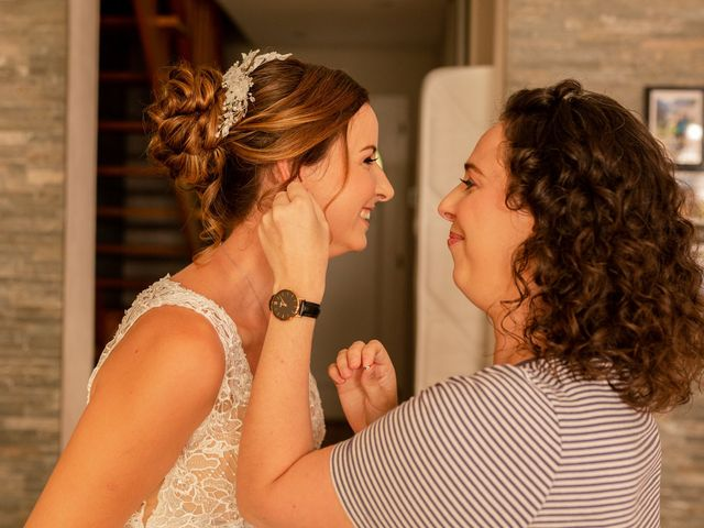 Le mariage de Cédric et Amandine à La Fare-les-Oliviers, Bouches-du-Rhône 13