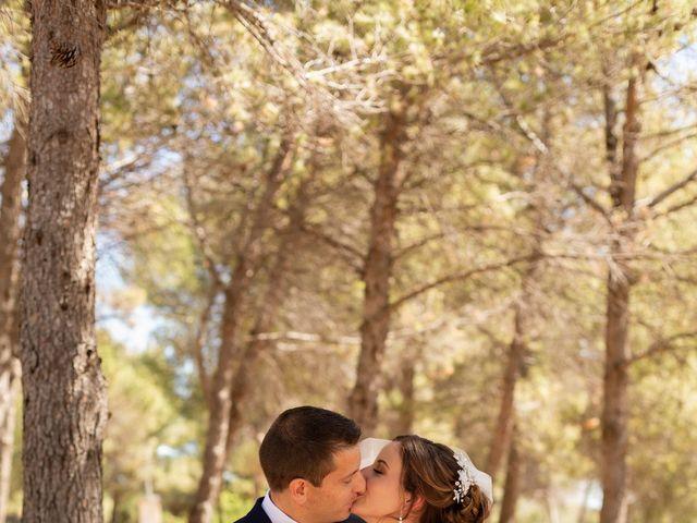 Le mariage de Cédric et Amandine à La Fare-les-Oliviers, Bouches-du-Rhône 3
