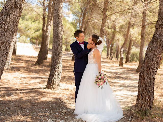 Le mariage de Cédric et Amandine à La Fare-les-Oliviers, Bouches-du-Rhône 22