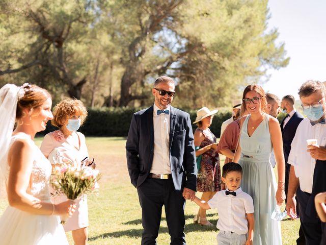 Le mariage de Cédric et Amandine à La Fare-les-Oliviers, Bouches-du-Rhône 32