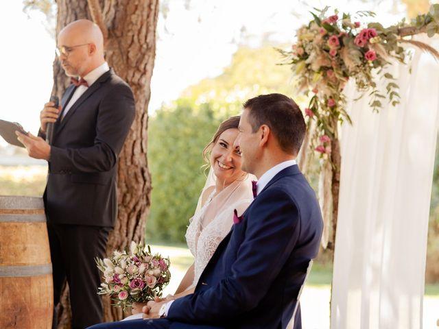 Le mariage de Cédric et Amandine à La Fare-les-Oliviers, Bouches-du-Rhône 37