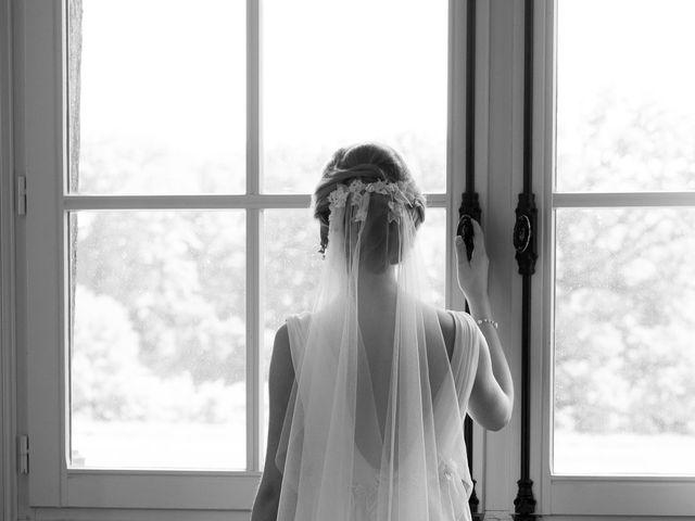 Le mariage de Vincent et Sophie à Oizon, Cher 14