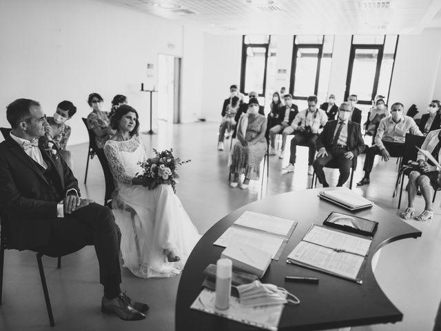 Le mariage de Sébastien et Christelle à Servon-sur-Vilaine, Ille et Vilaine 3