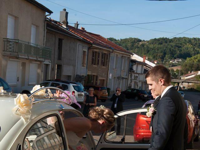 Le mariage de Mathieu et Lucile à Villécloye, Meuse 42