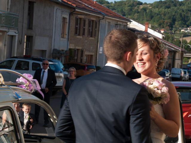 Le mariage de Mathieu et Lucile à Villécloye, Meuse 43