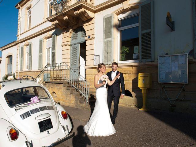 Le mariage de Mathieu et Lucile à Villécloye, Meuse 44