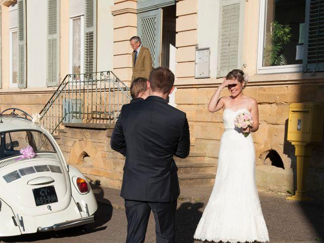 Le mariage de Mathieu et Lucile à Villécloye, Meuse 45
