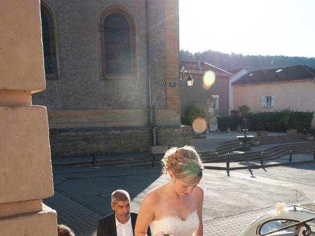 Le mariage de Mathieu et Lucile à Villécloye, Meuse 51