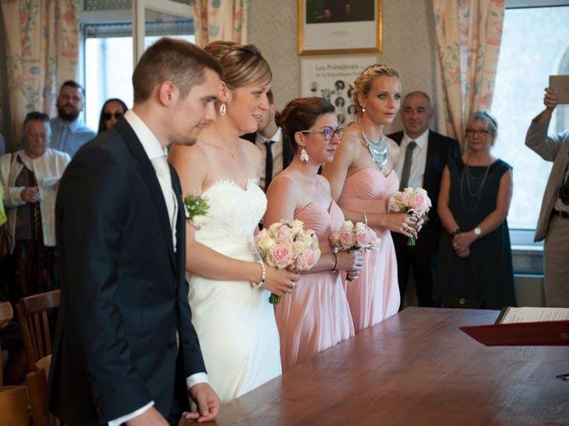 Le mariage de Mathieu et Lucile à Villécloye, Meuse 55