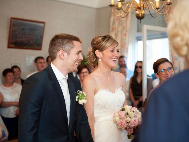 Le mariage de Mathieu et Lucile à Villécloye, Meuse 56