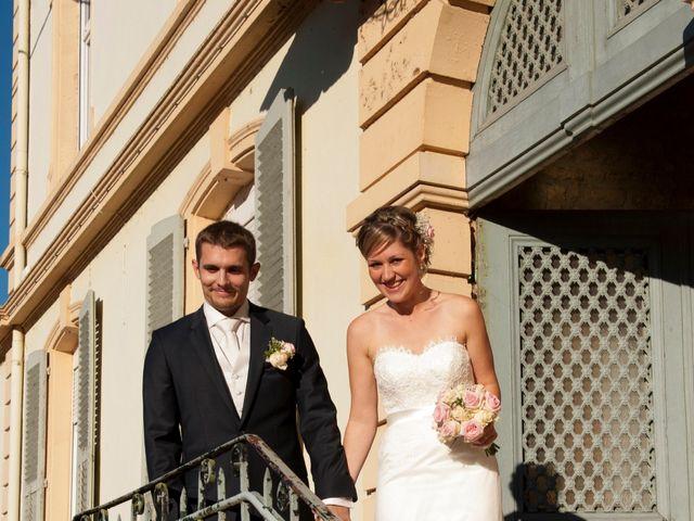 Le mariage de Mathieu et Lucile à Villécloye, Meuse 62