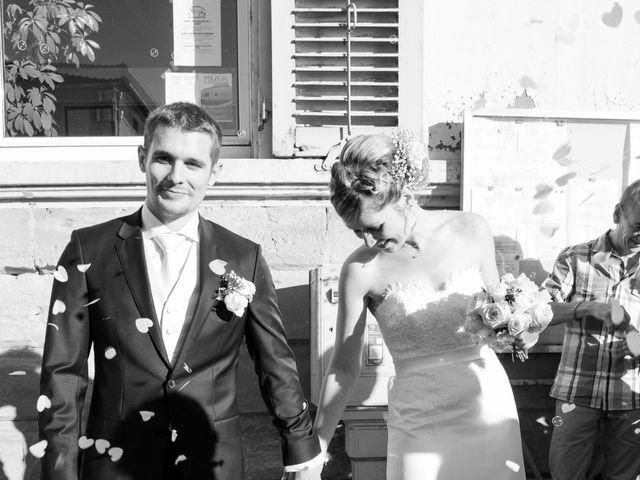 Le mariage de Mathieu et Lucile à Villécloye, Meuse 64