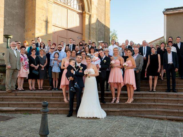Le mariage de Mathieu et Lucile à Villécloye, Meuse 66
