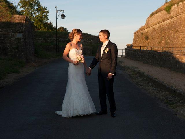 Le mariage de Mathieu et Lucile à Villécloye, Meuse 68