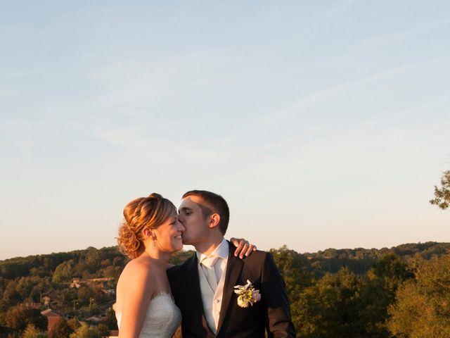 Le mariage de Mathieu et Lucile à Villécloye, Meuse 77