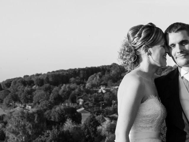 Le mariage de Mathieu et Lucile à Villécloye, Meuse 78