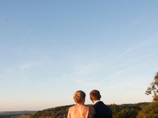Le mariage de Mathieu et Lucile à Villécloye, Meuse 79