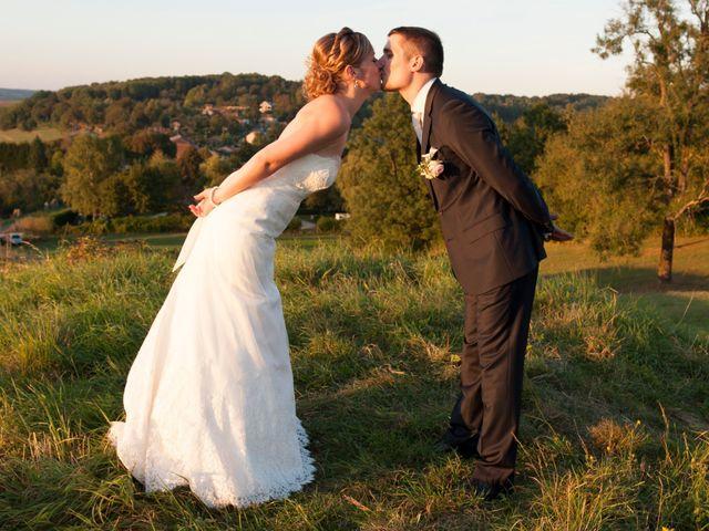 Le mariage de Mathieu et Lucile à Villécloye, Meuse 81