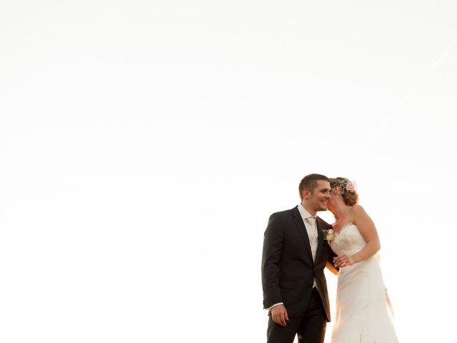 Le mariage de Mathieu et Lucile à Villécloye, Meuse 84