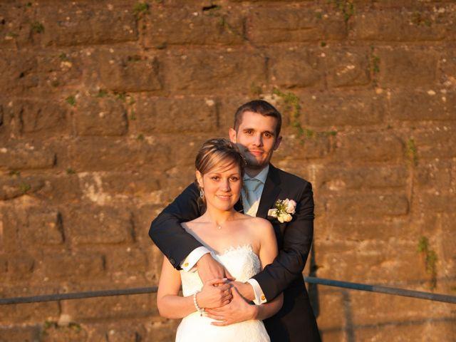 Le mariage de Mathieu et Lucile à Villécloye, Meuse 88