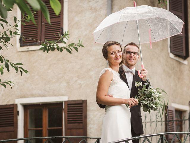 Le mariage de Adrien et Mariane à Saint-Georges-de-Reneins, Rhône 12