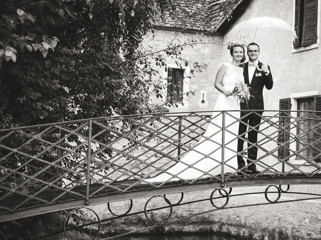 Le mariage de Adrien et Mariane à Saint-Georges-de-Reneins, Rhône 13